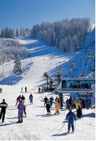 ski près du chalet